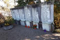 Grobišče v Predstrugah