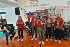 Marjetka Popovski v Ljubljani 9. maja 2019