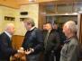 Obisk pri Lojzetu Kovačiču ob 90. letnici