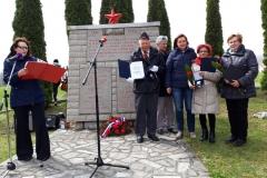 Slovesnost ob 74 – letnici spomina na tragedijo Sočanovega bataljona
