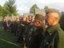 Spominska slovesnost na Cviblju v  Žužemberku