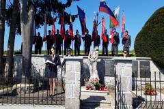 Svečanost ob dnevu odpora proti okupatorju v Radohovi vasi