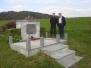 Ureditev spomenikov v Marinči vasi, Zagradcu